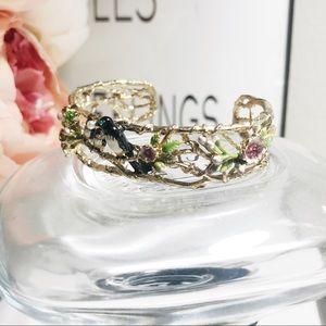 Jewelry - les nereides Paris bird cuff bracelet
